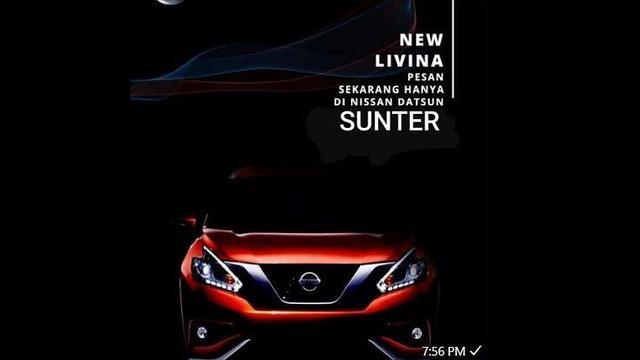 Sosok New Nissan Livina Terungkap, Apa Kata NMI?
