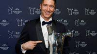 Kalahkan Ronaldo dan Messi Robert Lewandowski PemainTerbaik FIFA 2020