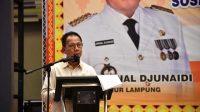 Ketua DPRD Lampung Gelar Acara Rakor Sosper Pembinaan Ideologi Pancasila dan Wawasan Kebangsaan