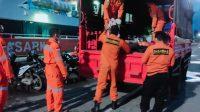 Basarnas Lampung Bantu Pelaksanaan Operasi SAR Jatuhnya Pesawat Sriwijaya SJ182