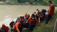 Basarnas Lampung Evakuasi Jenazah Rian