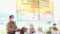 Gubernur Lampung Laporkan hasil Pencapaian Ditengah Pandemi Covid-19