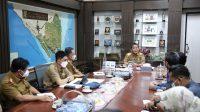 Gubernur Lampung Lakukan Koordinasi dengan Direktorat Pelayanan Pengaduan Masyarakat KPK