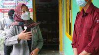 Lesty Putri Utami Sosialisasikan Perda Pencegahan Covid-19