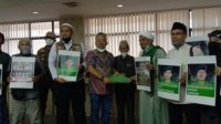 Sambangi DPRD, Forum Organisasi Masyarakat Islam Sampaikan Empat Tuntutan