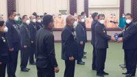 Gubernur Lampung Lantik 12 Pejabat Eselon II