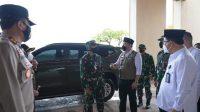 Dendi Ramadhona Canangkan Pembangunan Kodim di Pesawaran