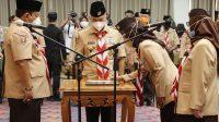 Gubernur Lampung Lantik Chusnunia Chalim Sebagai Ketua Kwarda