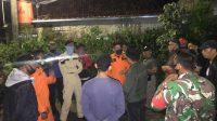 Basarnas Lampung Bersama Tim SAR Gabungan Melakukan Pencarian Korban Hanyut di Langkapura