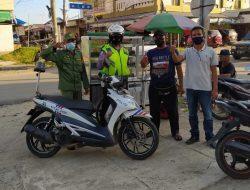 Respon Cepat yang dilakukan Kepala Lingkungan I Bandar Jaya Barat Ridwan Jaya Sarkawi dalam Melayani Masyarakat