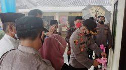 Kapolres Lampung Tengah Resmikan Mushola Al Muhtadun di Polsek Way Pengubuan