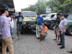 Meminimalisir Problem Saat Adventure, SKIn Lampung Lakukan Coaching Clinic