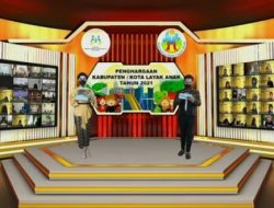 Pemprov Lampung Terima Penghargaan dari Kementerian PPPA
