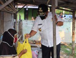 Gubernur Arinal, Salurkan bantuan kepada Pekerja Sektor informal dan Warga terdampak Pandemi Covid-19