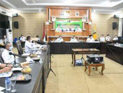 Bupati Lampung Timur Membuka Acara Forum Gabungan Perangkat Daerah