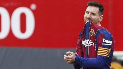 Barcelona Messi Resmi Berpisah