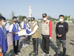24 Atlet Pringsewu Mengikuti PON XX Papua
