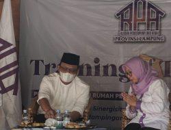 PW RPA Provinsi Lampung Gelar Talk Show Dalam Agenda Trainin Of Trainer