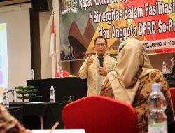 Mingrum Gumay: Keprotokolan Jaga Citra Pimpinan, Organisasi dan Negara