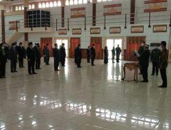 Bupati Lampung Timur  Mutasi 46 Pejabat Administrator dan 42 Pejabat Pengawas