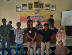 Hendra Hidayat Terpilih Sebagai Ketua Karang Taruna Desa Negara Nabung Periode 2021 – 2024